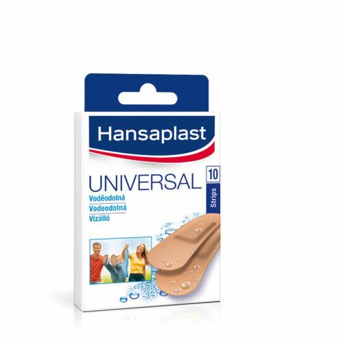 HANSAPLAST UNIVERSAL VÍZÁLLÓ SEBTAPASZ 10X